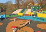 Coed y Gores Playground now open!