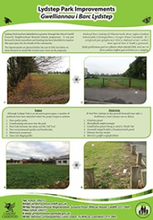Lydstep Park Consultation